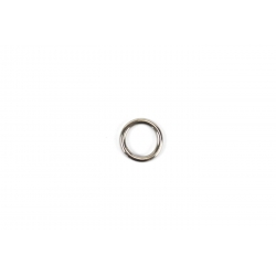 Small stainless steel ring